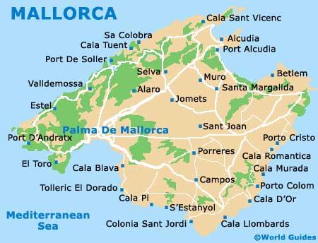 Mallorca Vandreferie Vandreture Aktiv Ferie